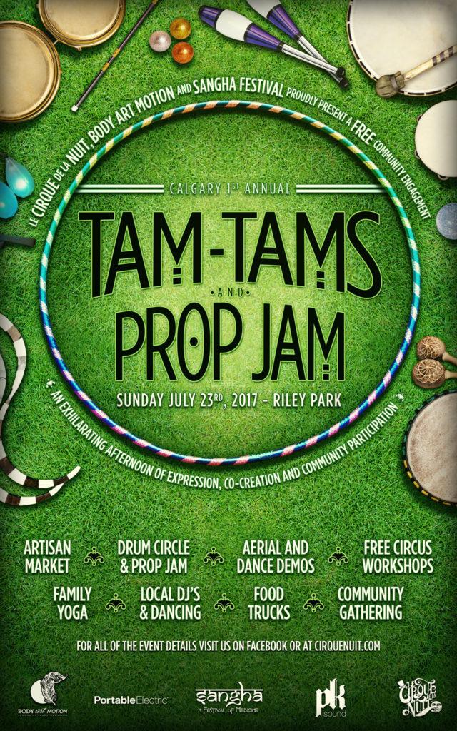 Tam-Tam's & Prop Jam