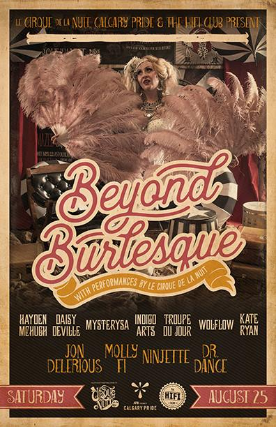 Beyonnd Burlesque, August 2018