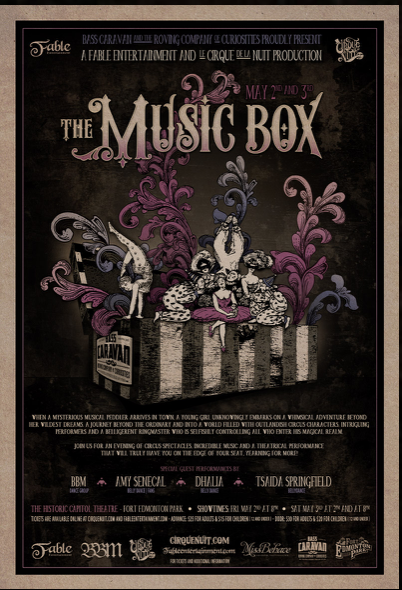 Music Box, May 2014